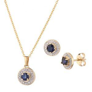 PARURE DIAMANT SIXIÈME SENS Parure Or Jaune 375° Diamants