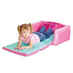 fauteuil pouf minnie b b achat vente fauteuil pouf minnie b b pas cher cdiscount. Black Bedroom Furniture Sets. Home Design Ideas