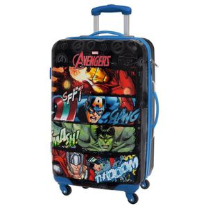 VALISE - BAGAGE AVENGERS Marvel Valise Cabine Rigide ABS 4 Roues 6