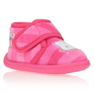 CHAUSSON - PANTOUFLE HELLO KITTY Chaussons Rely Bébé Fille