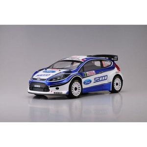 DRX VE FORD FIESTA S2000 4WD READYSET EP (2.4Ghz)