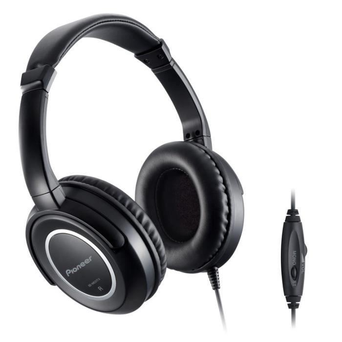 pioneer se m631tv casque audio tv achat vente casque