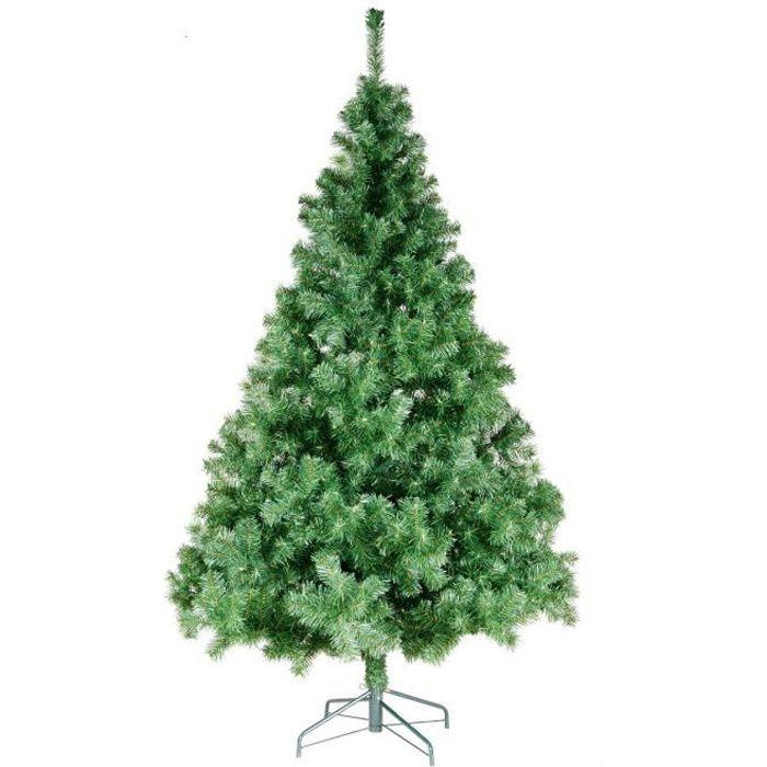 Sapin de no l norway 210 branches hauteur 120 cm vert for Sapin de noel deja decore