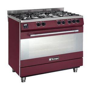 Cuisiniere bruleur gaz et four electrique achat vente cuisiniere bruleur - Cuisiniere piano tout gaz ...