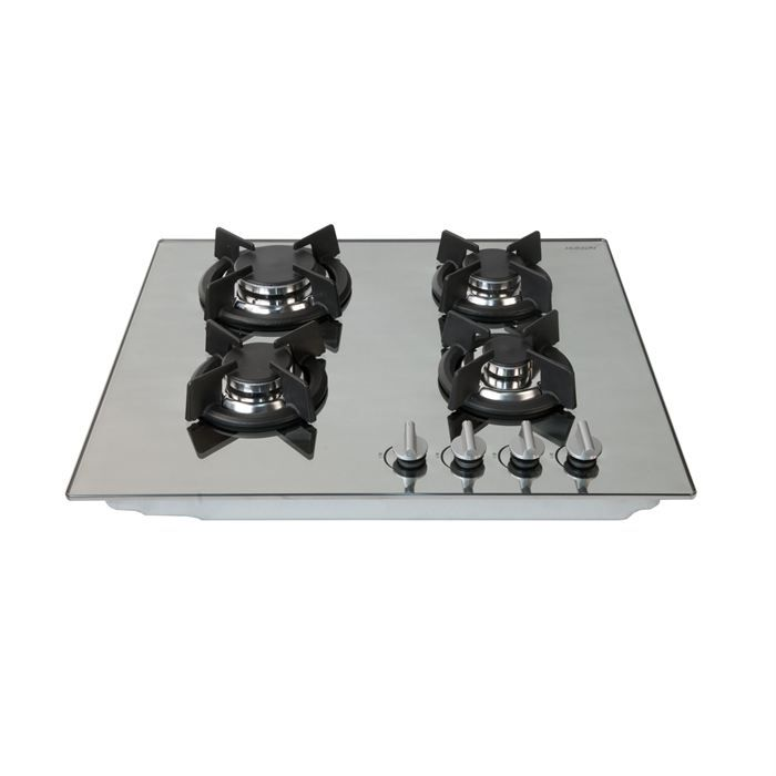 hudson htc 611 vm table gaz achat vente plaque gaz cdiscount. Black Bedroom Furniture Sets. Home Design Ideas
