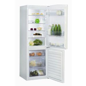 WHIRLPOOL WBE3411 A+W Réfrigérateur congélateur