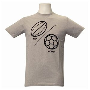 RUGBY DIVISION T-shirt Different Homme RGB