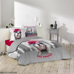 housse de couette 220x240 hip achat vente housse de couette 220x240 hip pas cher soldes. Black Bedroom Furniture Sets. Home Design Ideas