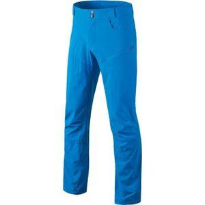 SHORT DE FOOTBALL DYNAFIT - Pantalon Homme - Traverse DST M PNT Bleu