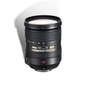 OBJECTIF Nikon AF-S DX VR 18-200mm f/3.5-5.6 G IF-ED