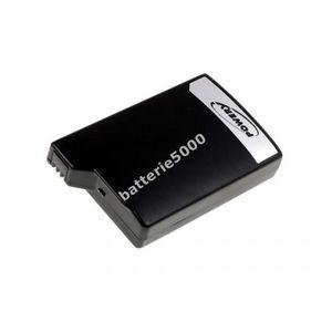 BATTERIE DE CONSOLE Batterie pour Sony PSP-1000G1W 3,7V 1800mAh/6,7...