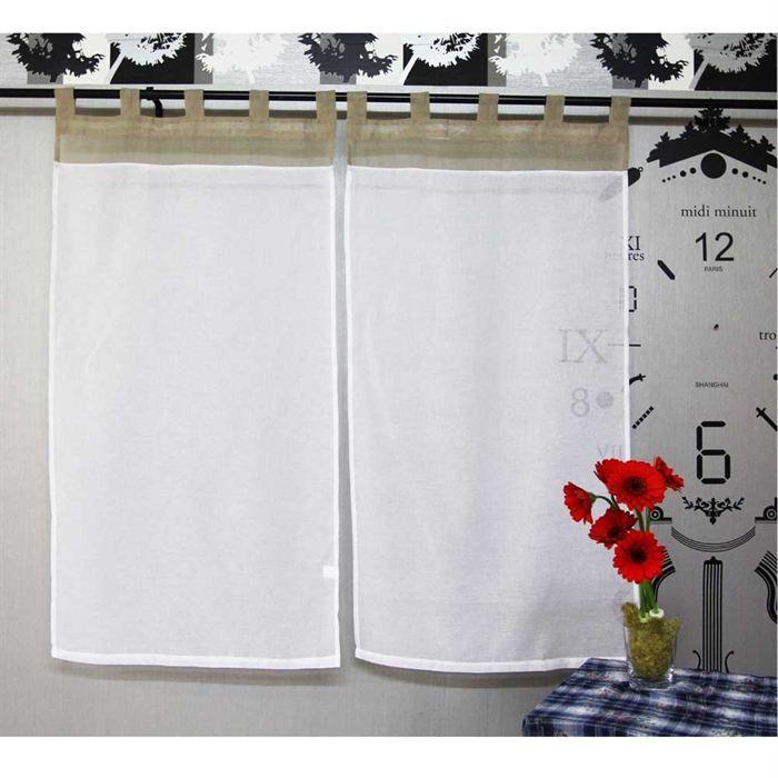 laver voilages blancs. Black Bedroom Furniture Sets. Home Design Ideas