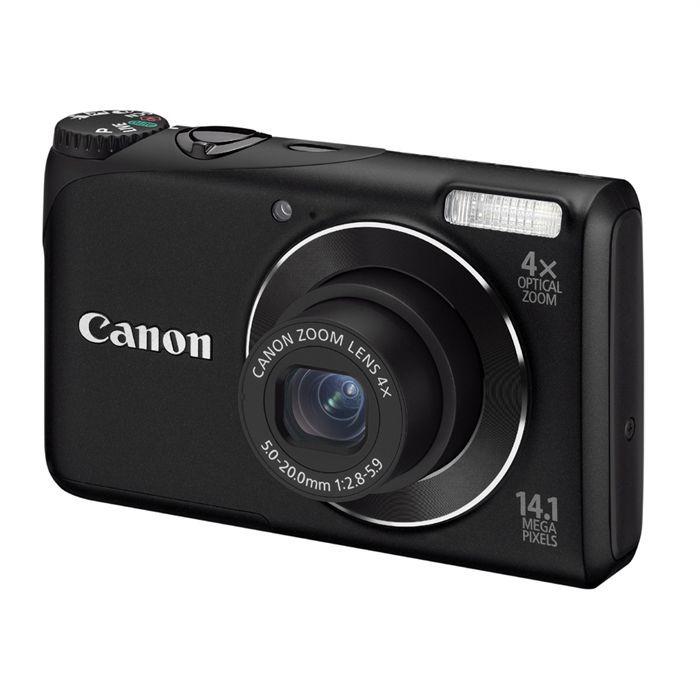 canon powershot a2200 appareil photo num rique achat. Black Bedroom Furniture Sets. Home Design Ideas