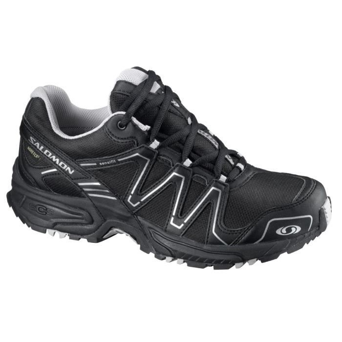 salomon chaussures trail running caliber gtx prix pas cher cdiscount. Black Bedroom Furniture Sets. Home Design Ideas