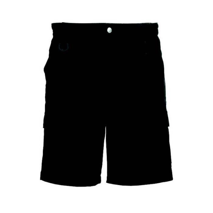 short de travail pour homme autal noir achat vente pantalon pro soldes d t cdiscount. Black Bedroom Furniture Sets. Home Design Ideas