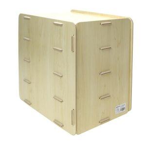 boite de rangement tiroir a4 achat vente boite de rangement tiroir a4 pas cher cdiscount. Black Bedroom Furniture Sets. Home Design Ideas