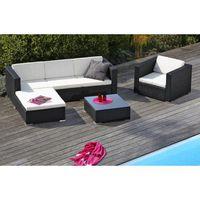 Top ventes mobilier de jardin achat vente pas cher cdiscount for Goa salon de jardin en resine tressee gris
