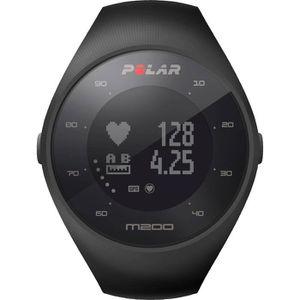 MONTRE CONNECTÉE POLAR Montre de Sport GPS et Cardio Intégrés M200