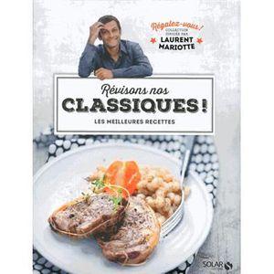 Livre cuisine laurent mariotte achat vente livre for Livre de cuisine mariotte