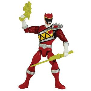 FIGURINE - PERSONNAGE POWER RANGERS Figurine Dino Super Charge 12 cm - R