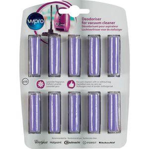 PIÈCE ENTRETIEN SOL  WPRO ACT201 Batonnets odorisants  senteur lavande