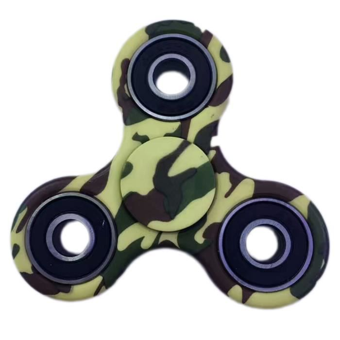 hand spinner camouflage achat vente jeux et jouets pas chers. Black Bedroom Furniture Sets. Home Design Ideas