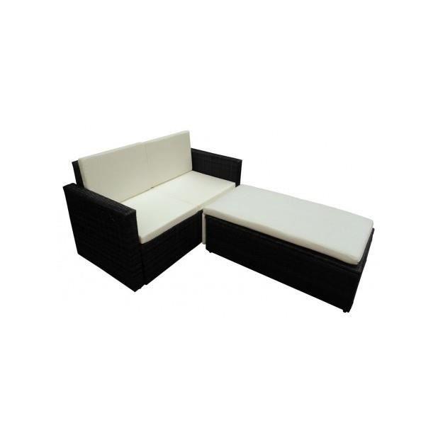 superbe canap bain de soleil modulable r sine achat. Black Bedroom Furniture Sets. Home Design Ideas