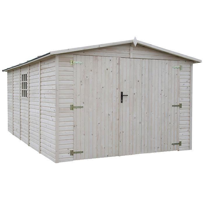 Garage bois 14 85m2 achat vente garage garage bois 14 85m2 soldes d t - Garage bois discount ...
