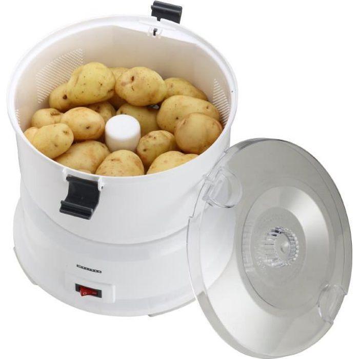 electromenager preparation culinaire eplucheur electrique de pommes terre f  mel