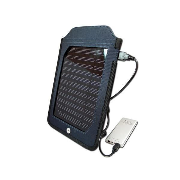 panneau solaire 1 7 w avec batterie de 1000 mah achat. Black Bedroom Furniture Sets. Home Design Ideas