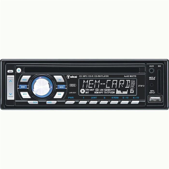 Autoradio TOKAI LAR201 Achat / Vente autoradio TOKAI LAR201