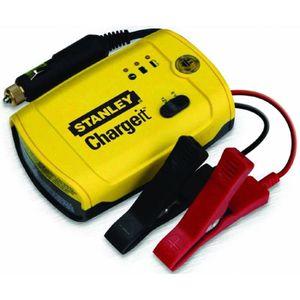STATION DE DEMARRAGE STANLEY Chargeur de batterie BC202 et Maintien de