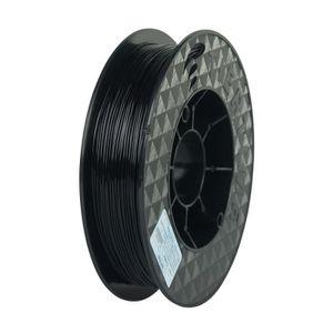 Tiertime Consommable 3D Filaments PLA UP Mini 2 - Noir - 2x500g