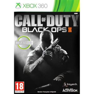 JEUX XBOX 360 Call of Duty : Black Ops II
