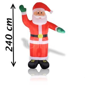 Gonflable noel achat vente gonflable noel pas cher cdiscount - Pere noel gonflable pas cher ...