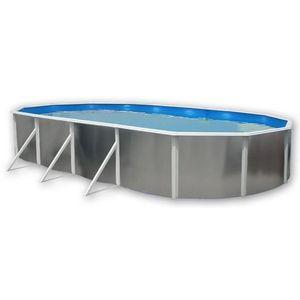 piscine hors sol acier liner 75 100 achat vente piscine hors sol acier liner 75 100 pas cher. Black Bedroom Furniture Sets. Home Design Ideas