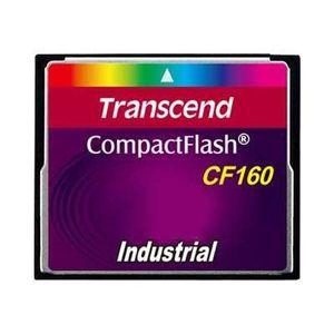 CARTE MÉMOIRE Transcend CF160 Industrial - Carte mémoire flash …