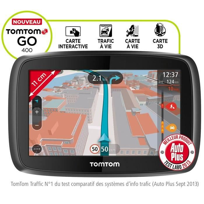 gps tomtom go 400 achat vente gps auto gps tomtom go 400 cdiscount. Black Bedroom Furniture Sets. Home Design Ideas