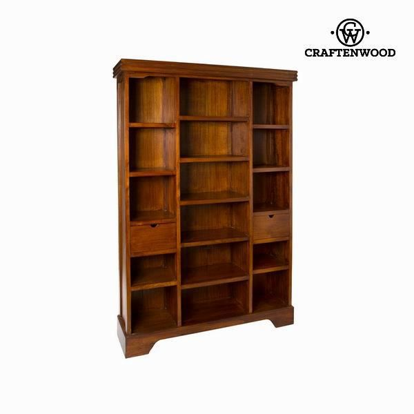 Tag res en bois collection serious line by craftenwood achat vente bib - Etagere pour collection ...