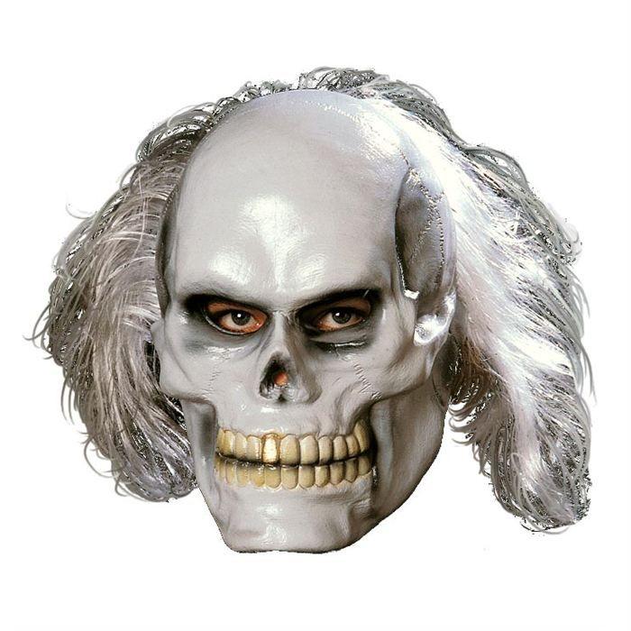 Masque t te de mort a cheveux achat vente masque d cor visage soldes cdiscount - Rideau tete de mort ...