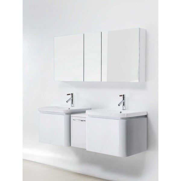 Ensemble de salle de bain modulable laquage ef achat for Tuyauterie salle de bain