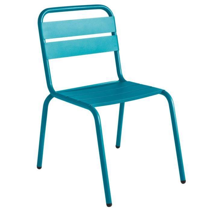 Chaises de jardin soldes fauteuil de jardin aluminium - Soldes chaises design ...