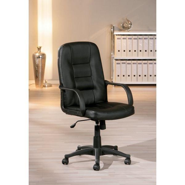 Fauteuil de bureau noir tibaldi fy918 achat vente - Achat fauteuil de bureau ...
