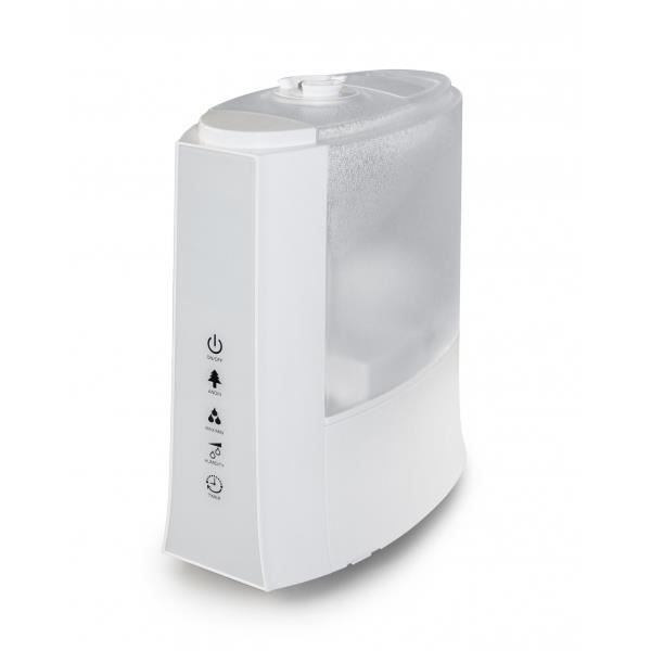 Humidificateur vapeur froide ionisateur int achat vente humidificateur cdiscount - Humidificateur air chambre bebe ...