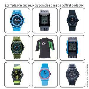 Coffret Cadeaux - Enjoy Quiksilver - Premium