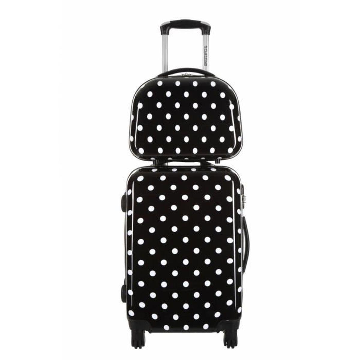 platinium valise vanity richmond taille m l achat. Black Bedroom Furniture Sets. Home Design Ideas