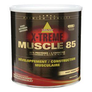 PROTÉINE INKOSPOR Protéines Muscle 85 Poudre 750g Chocolat