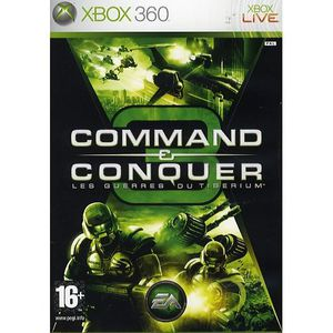 JEUX XBOX 360 Command And Conquer 3 Jeu XBOX 360