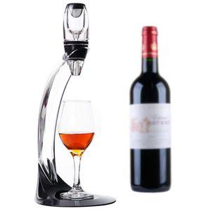 decanteur aerateur de vin achat vente decanteur. Black Bedroom Furniture Sets. Home Design Ideas