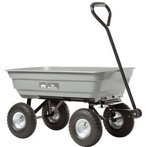 chariot de jardin remorqu achat vente chariot de jardin remorqu pas cher les soldes sur. Black Bedroom Furniture Sets. Home Design Ideas